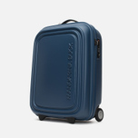 Mandarina Duck Logoduck Trolley V11 Suitcase Dark Denim photo- 1
