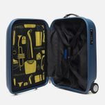 Mandarina Duck Logoduck Trolley V11 Suitcase Dark Denim photo- 4