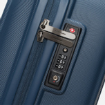 Mandarina Duck Logoduck Trolley V11 Suitcase Dark Denim photo- 6