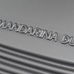 Дорожный чемодан Mandarina Duck Logoduck Trolley V11 Grigio фото- 11