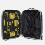 Дорожный чемодан Mandarina Duck Logoduck Trolley V11 Grigio фото- 4