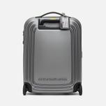 Дорожный чемодан Mandarina Duck Logoduck Trolley V11 Grigio фото- 3