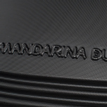 Mandarina Duck Logoduck Trolley V12 Suitcase Black photo- 10