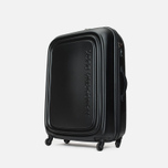 Mandarina Duck Logoduck Trolley V12 Suitcase Black photo- 1