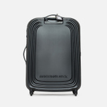 Mandarina Duck Logoduck Trolley V12 Suitcase Black photo- 3