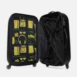 Mandarina Duck Logoduck Trolley V12 Suitcase Black photo- 4