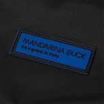 Mandarina Duck Logoduck Trolley V12 Suitcase Black photo- 13