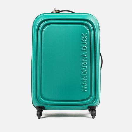 Дорожный чемодан Mandarina Duck Logoduck Trolley V12Bosphorus