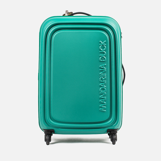 Mandarina Duck Logoduck Trolley V12 Suitcase Bosphorus