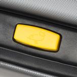 Mandarina Duck Logoduck Trolley V12 Suitcase Grigio photo- 10