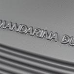 Mandarina Duck Logoduck Trolley V12 Suitcase Grigio photo- 11