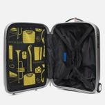 Mandarina Duck Logoduck Trolley V12 Suitcase Grigio photo- 4