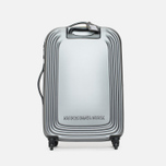 Mandarina Duck Logoduck Trolley V12 Suitcase Grigio photo- 3