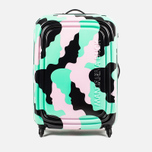 Дорожный чемодан Mandarina Duck Logoduck Trolley V23 Green Camo фото- 0