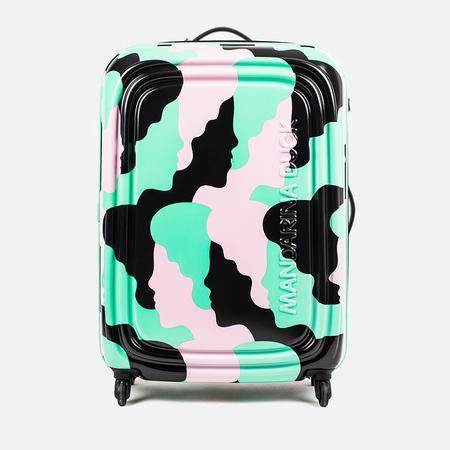 Дорожный чемодан Mandarina Duck Logoduck Trolley V23 Green Camo