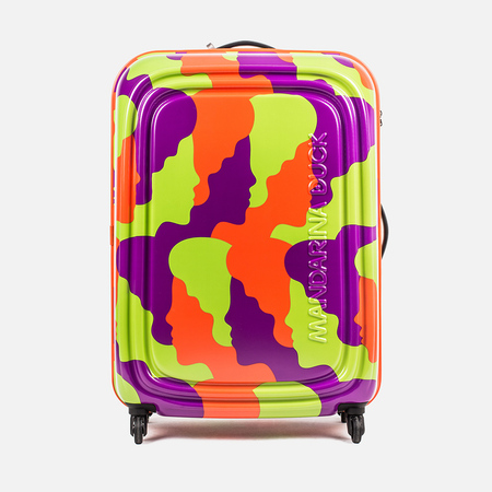 Дорожный чемодан Mandarina Duck Logoduck Trolley V23 Red Camo