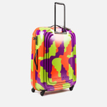 Дорожный чемодан Mandarina Duck Logoduck Trolley V23 Red Camo фото- 3