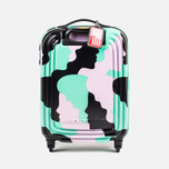 Дорожный чемодан Mandarina Duck Logoduck Trolley V24 Green Camo фото- 2