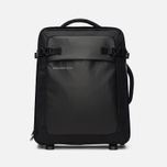 Дорожный чемодан Mandarina Duck Rebel Trolley V01 Black фото- 0
