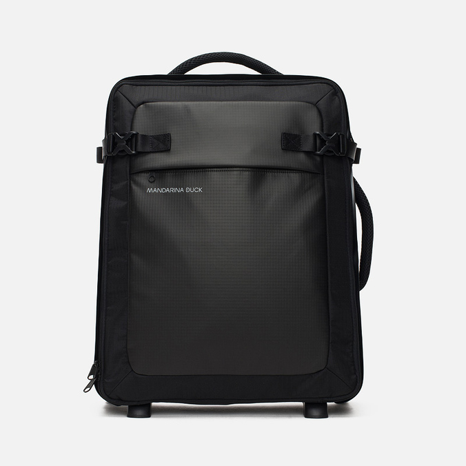 Дорожный чемодан Mandarina Duck Rebel Trolley V01 Black