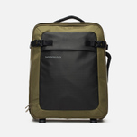 Дорожный чемодан Mandarina Duck Rebel Trolley V01 Military Olive фото- 0