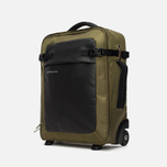 Дорожный чемодан Mandarina Duck Rebel Trolley V01 Military Olive фото- 1