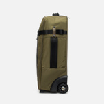 Дорожный чемодан Mandarina Duck Rebel Trolley V01 Military Olive фото- 2