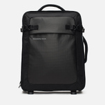 Дорожный чемодан Mandarina Duck Rebel Trolley V02 Black фото- 0