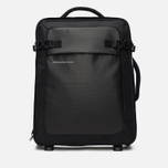 Mandarina Duck Rebel Trolley V02 Suitcase Black photo- 0