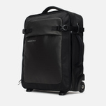 Mandarina Duck Rebel Trolley V02 Suitcase Black photo- 1
