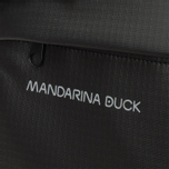 Mandarina Duck Rebel Trolley V02 Suitcase Black photo- 4