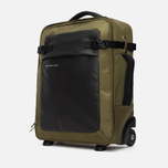 Дорожный чемодан Mandarina Duck Rebel Trolley V02 Military Olive фото- 1