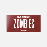 Жевательная резинка Blue Q Danger Zombies, Run фото- 0