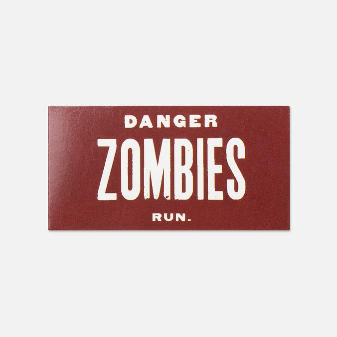 Жевательная резинка Blue Q Danger Zombies, Run