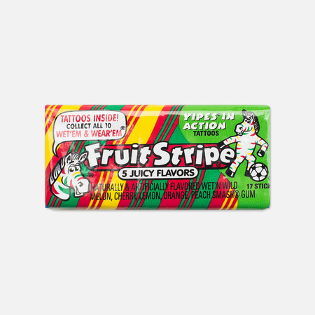 Fruit Stripes Multi Fruit Chewing Gum