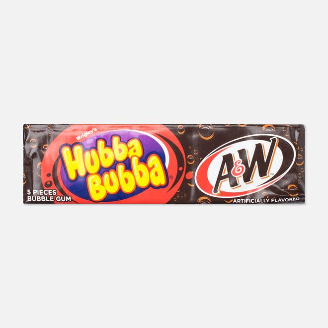 Жевательная резинка Hubba Bubba A&W