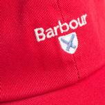 Barbour Cascade Sports Children's Cap Red photo- 3