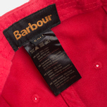 Детская кепка Barbour Cascade Sports Red фото- 5