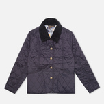 Детская куртка Barbour Elysia Quilt Navy фото- 0