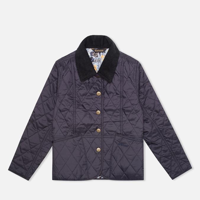 Детская куртка Barbour Elysia Quilt Navy