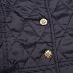 Детская куртка Barbour Elysia Quilt Navy фото- 3