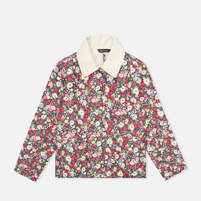 Детская куртка Barbour Freya Quilt Navy