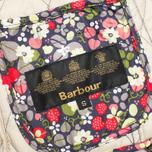 Детская куртка Barbour Freya Quilt Navy фото- 4