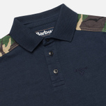 Barbour Cromwell Children's Polo Navy photo- 1