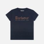 Детская футболка Barbour Ambush Navy фото- 0