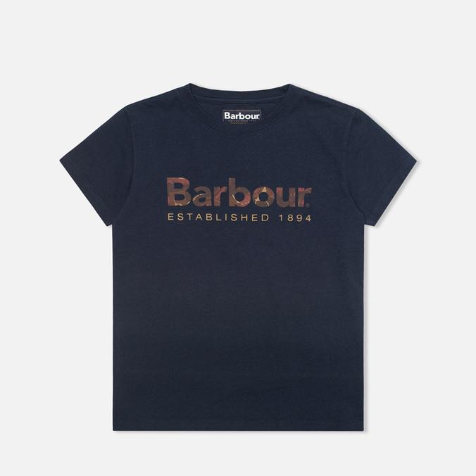 Детская футболка Barbour Ambush Navy