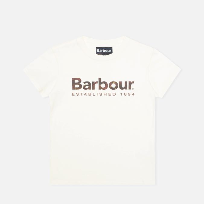 Детская футболка Barbour Ambush Neutral