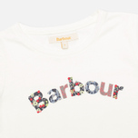 Детская футболка Barbour Mae Snow фото- 1