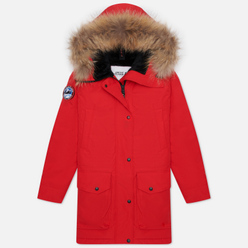 Женская куртка парка Arctic Explorer Chill Red