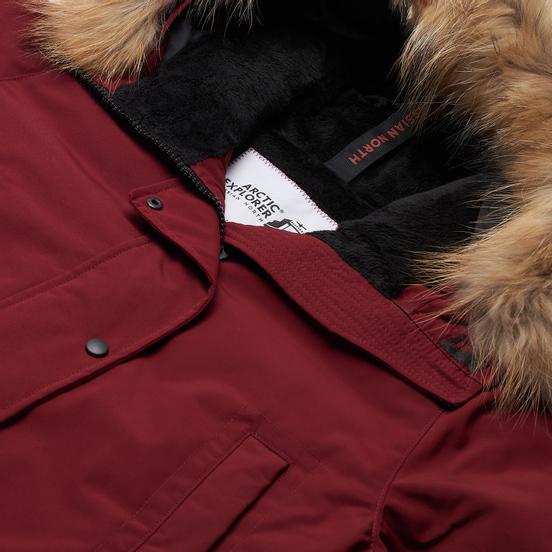 Женская куртка парка Arctic Explorer Chill Wine